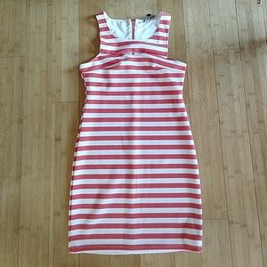 Poof Couture Stripes Dress ( fits like S)